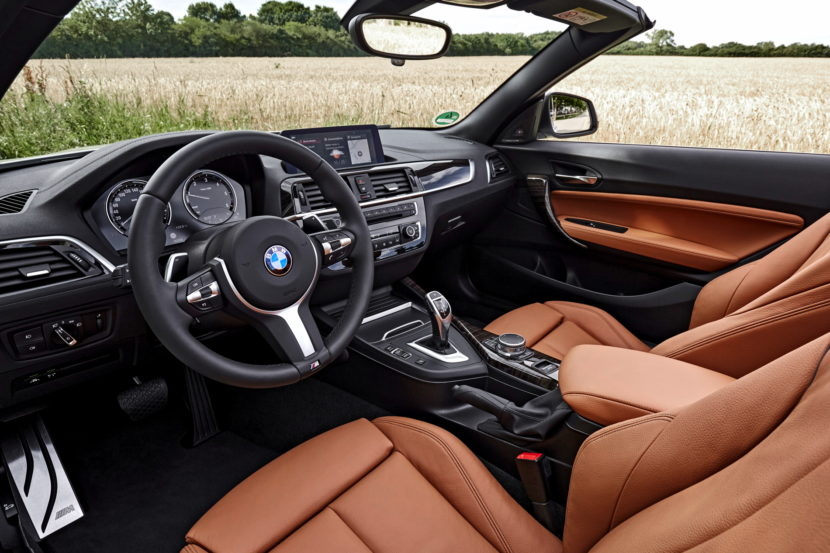 BMW 220d Convertible facelift 53 830x553