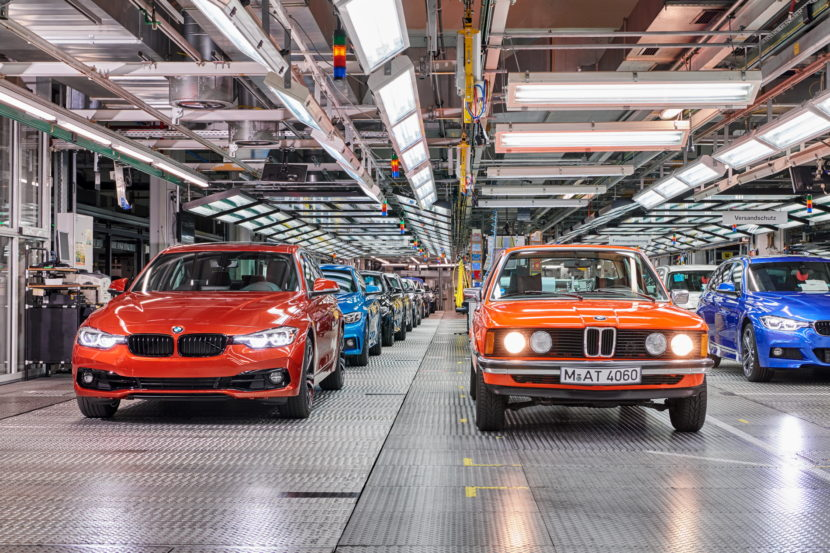 BMW 3 Series Edition Models 03 830x553