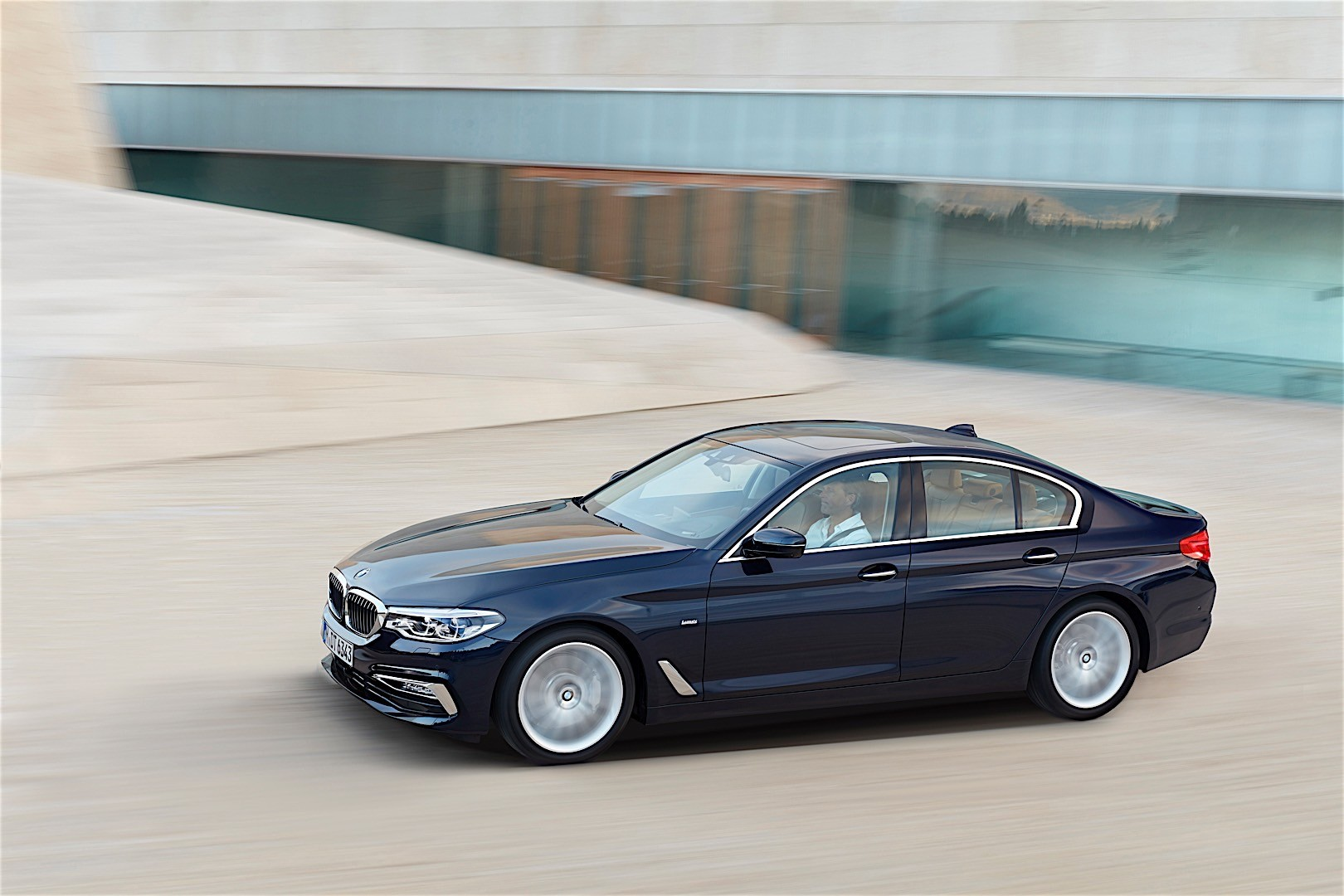 BMW 5 Series G30 5803 38