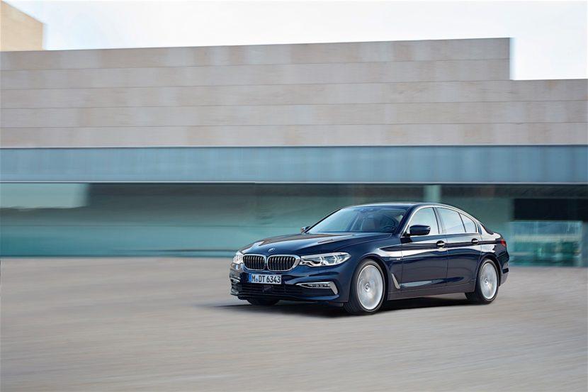BMW 5 Series G30 5803 39 830x553