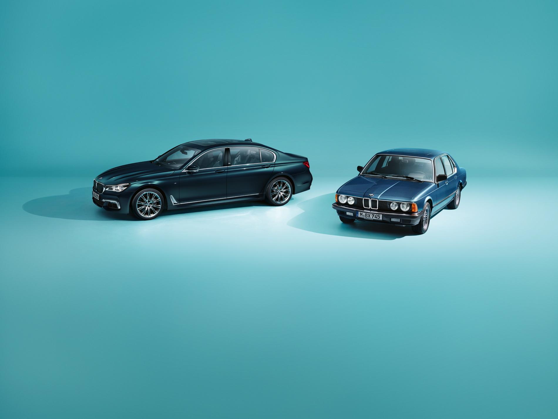 BMW 7 Series Edition 40 Jahre 05