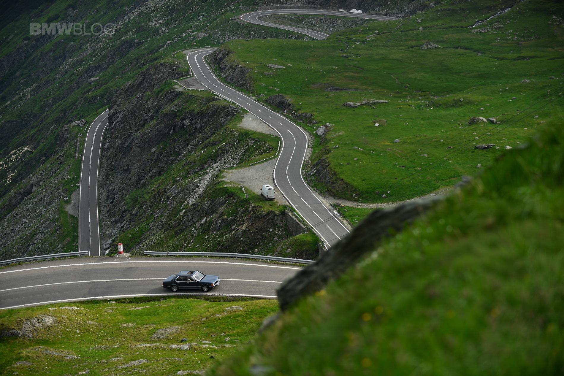 BMW E32 7 Series Romania 05