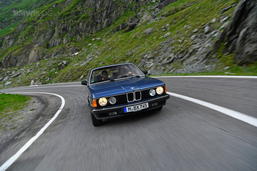 BMW E32 7 Series Romania 27 830x553