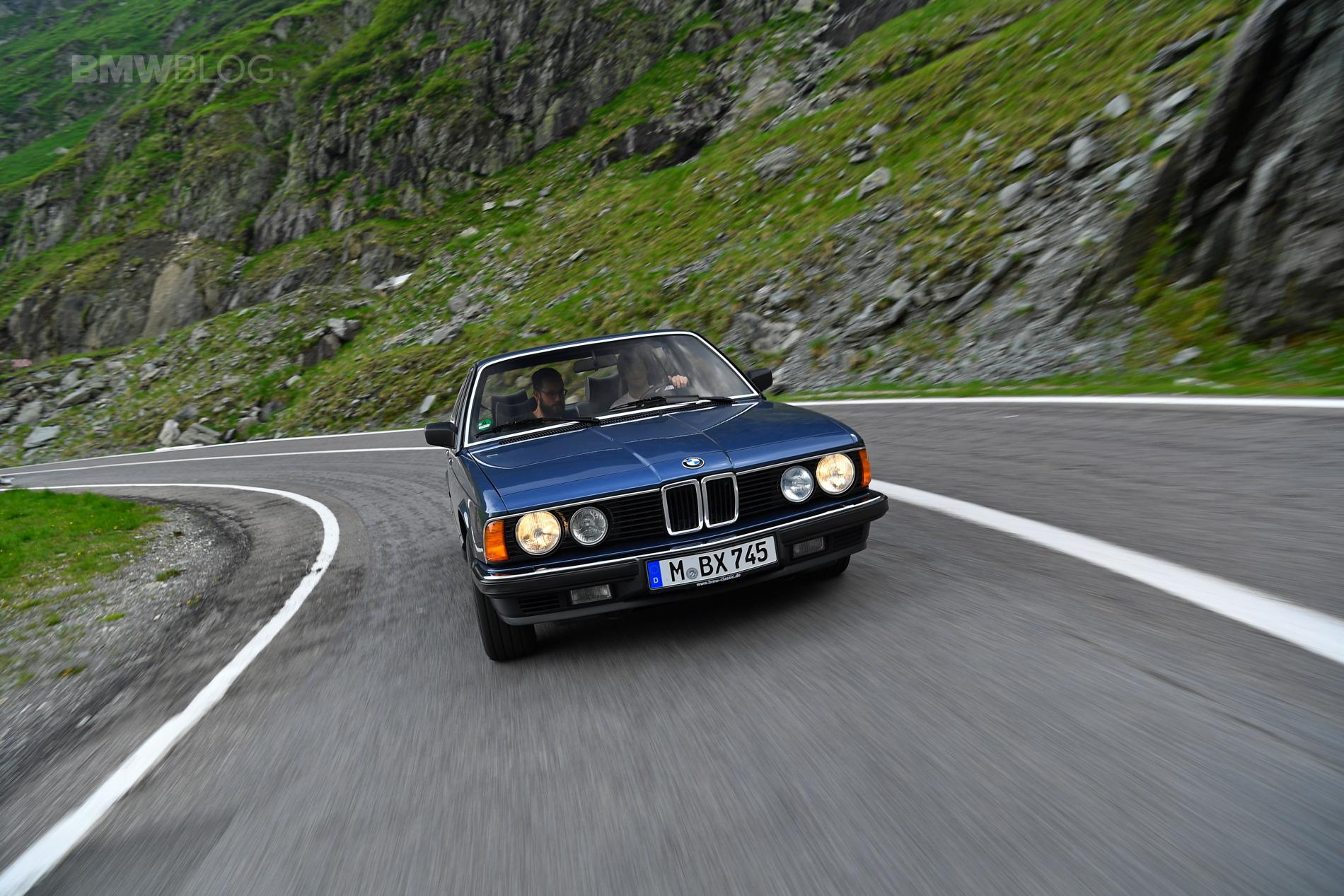 BMW E32 7 Series Romania 27