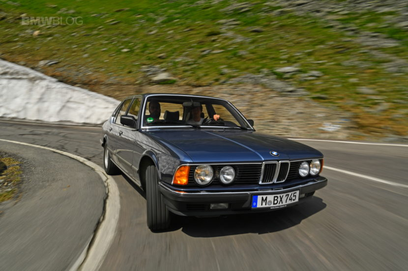 BMW E32 7 Series Romania 33 830x553
