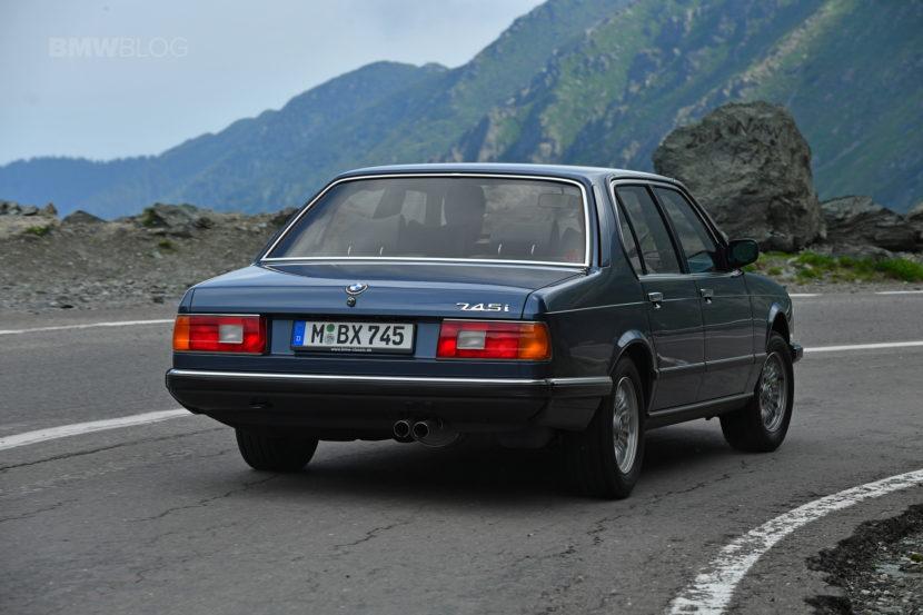 BMW E32 7 Series Romania 50 830x553