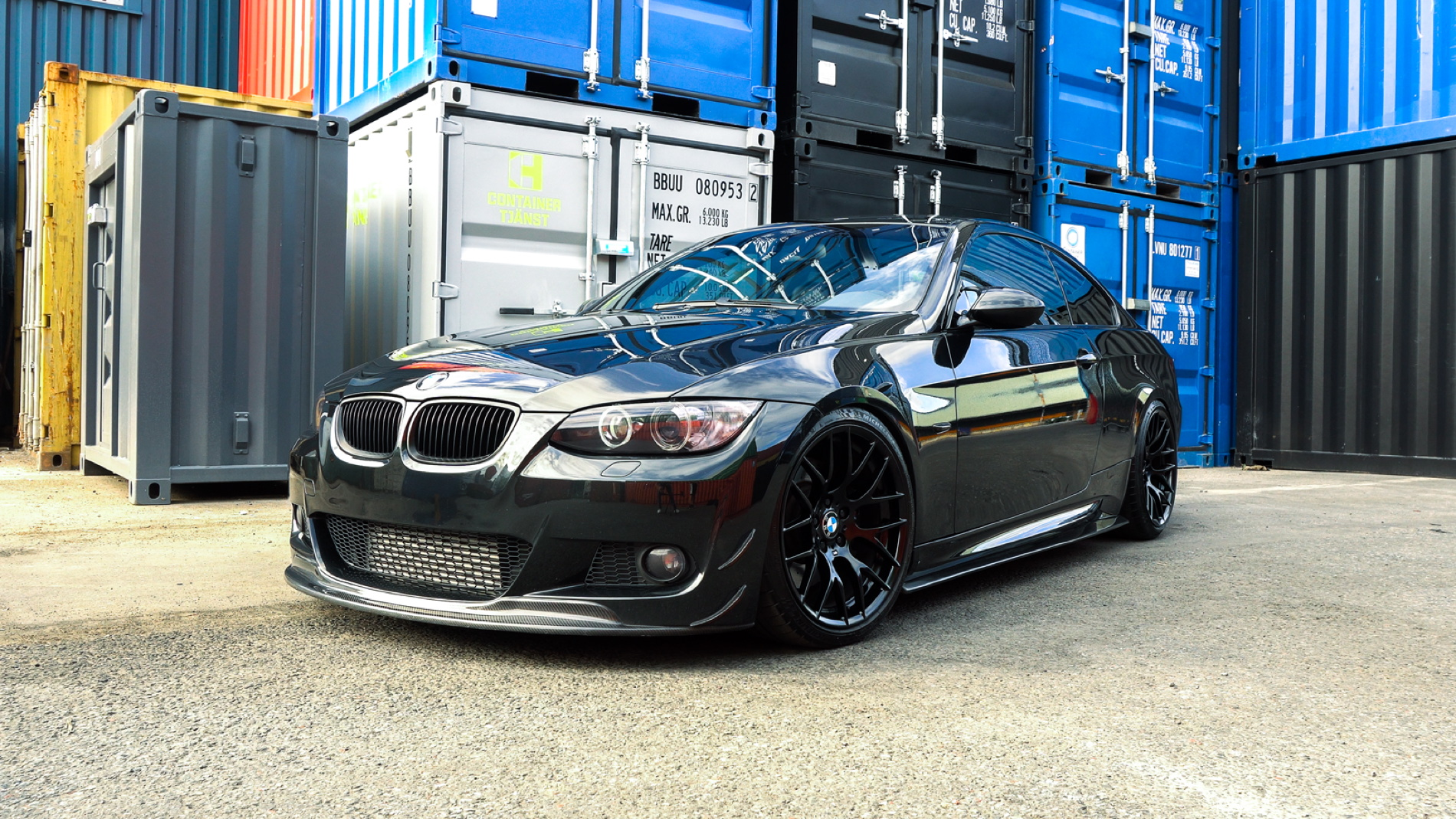 Batm4n The Story Of A Bmw E92 335i