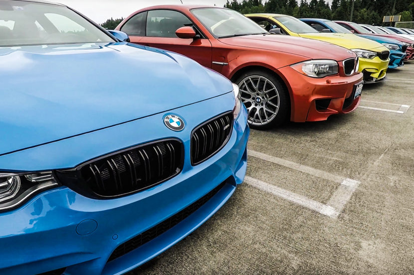 BMW M Owners Meet WA 830x553
