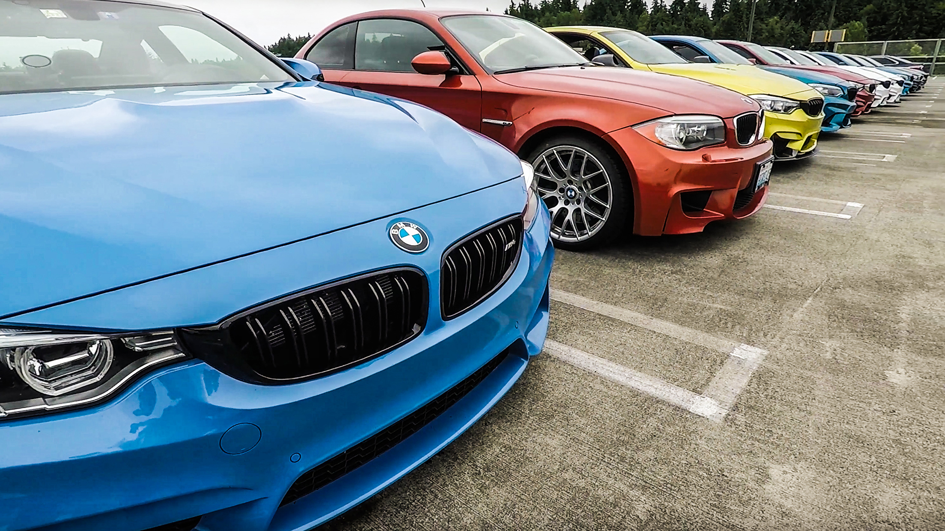 BMW M Owners Meet WA