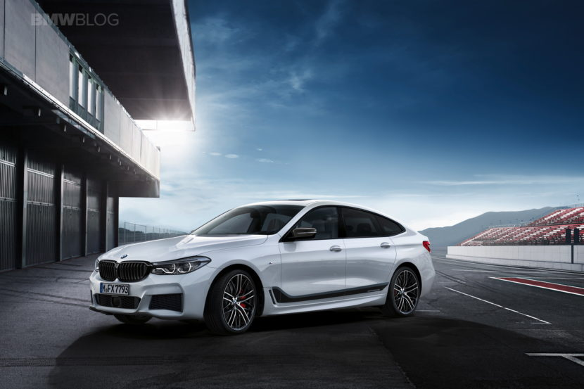 BMW M Performance Parts for the new BMW 6 Series Gran Turismo 01 830x553