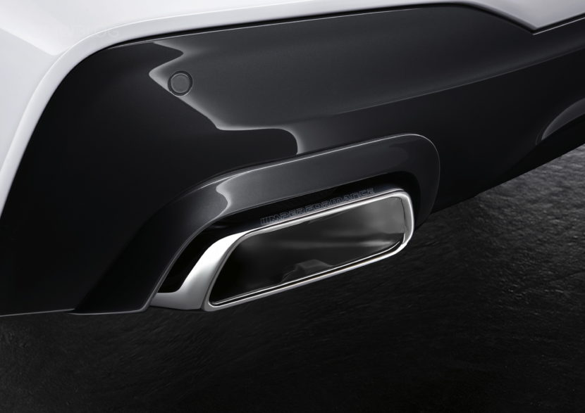 BMW M Performance Parts for the new BMW 6 Series Gran Turismo 07 830x587