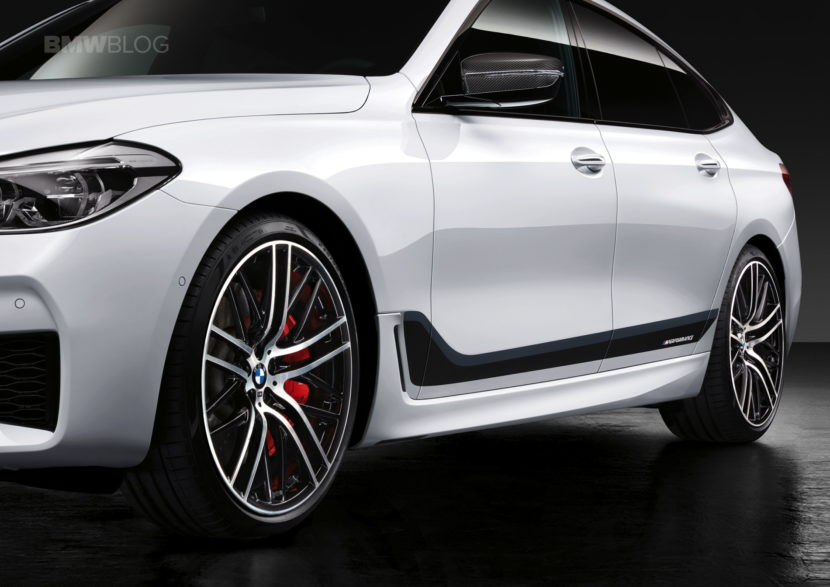 BMW M Performance Parts for the new BMW 6 Series Gran Turismo 09 830x587