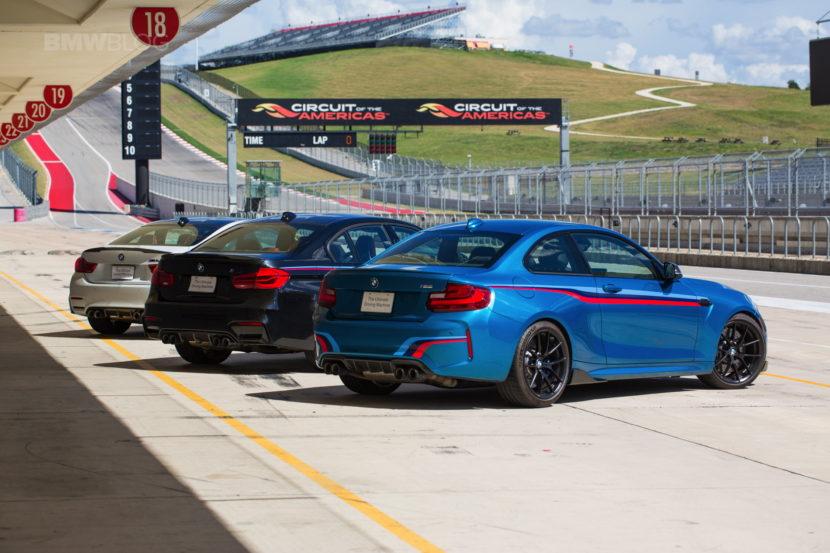 BMW M Track Days Austin 2017 38 830x553