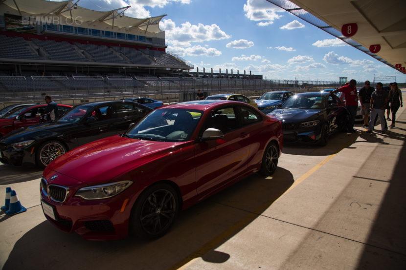 BMW M Track Days Austin 2017 44 830x553