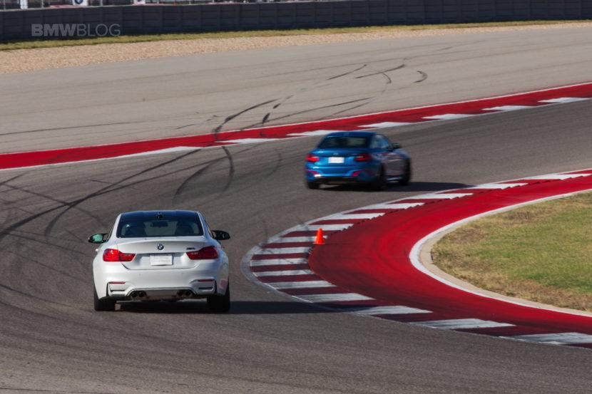 BMW M Track Days Austin 2017 67 830x553