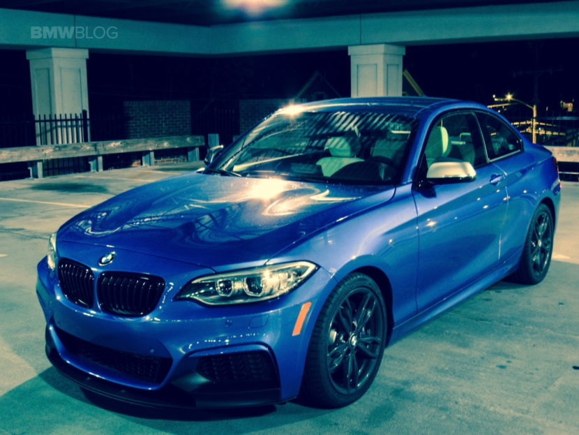 BMW M240i Coupe Test Drive Review 01 830x623