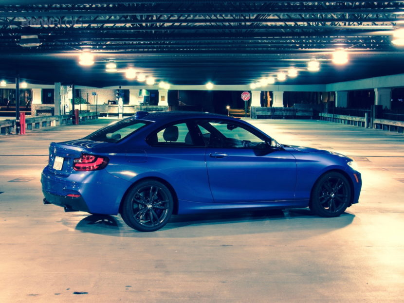 BMW M240i Coupe Test Drive Review 02 830x623