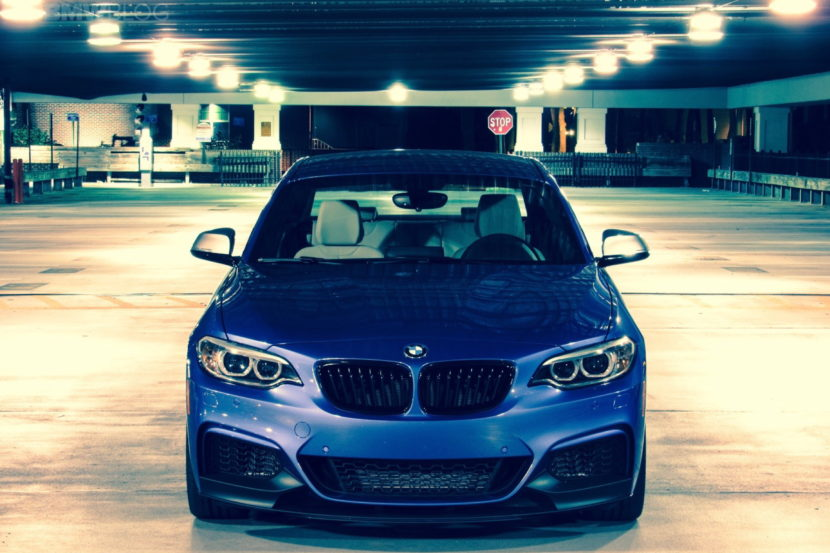 BMW M240i Coupe Test Drive Review 03 830x553