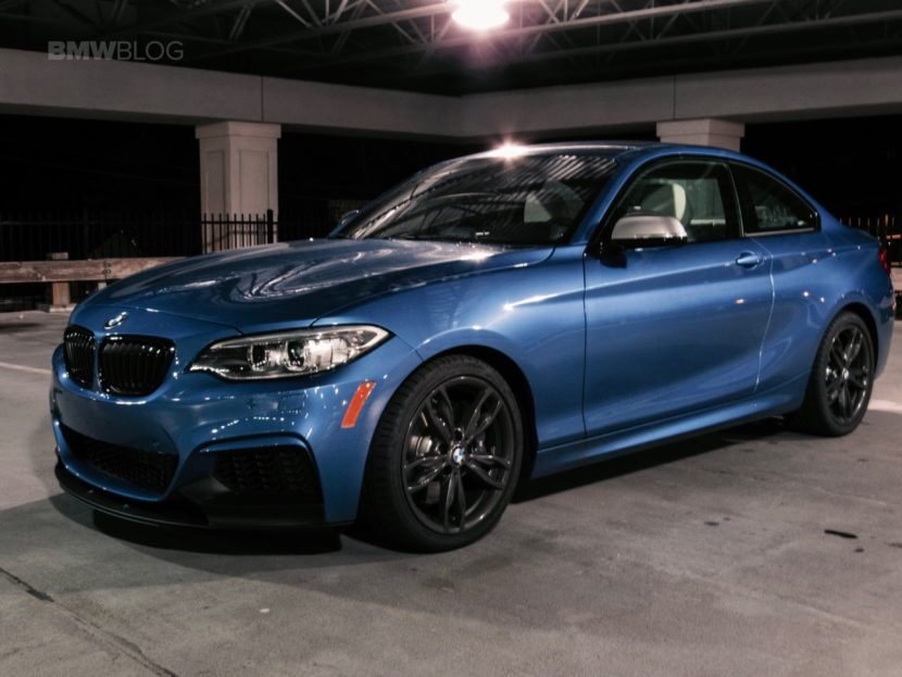 BMW M240i Coupe Test Drive Review 12 830x623