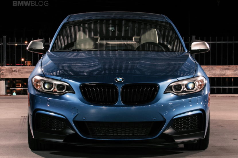 BMW M240i Coupe Test Drive Review 13 830x553