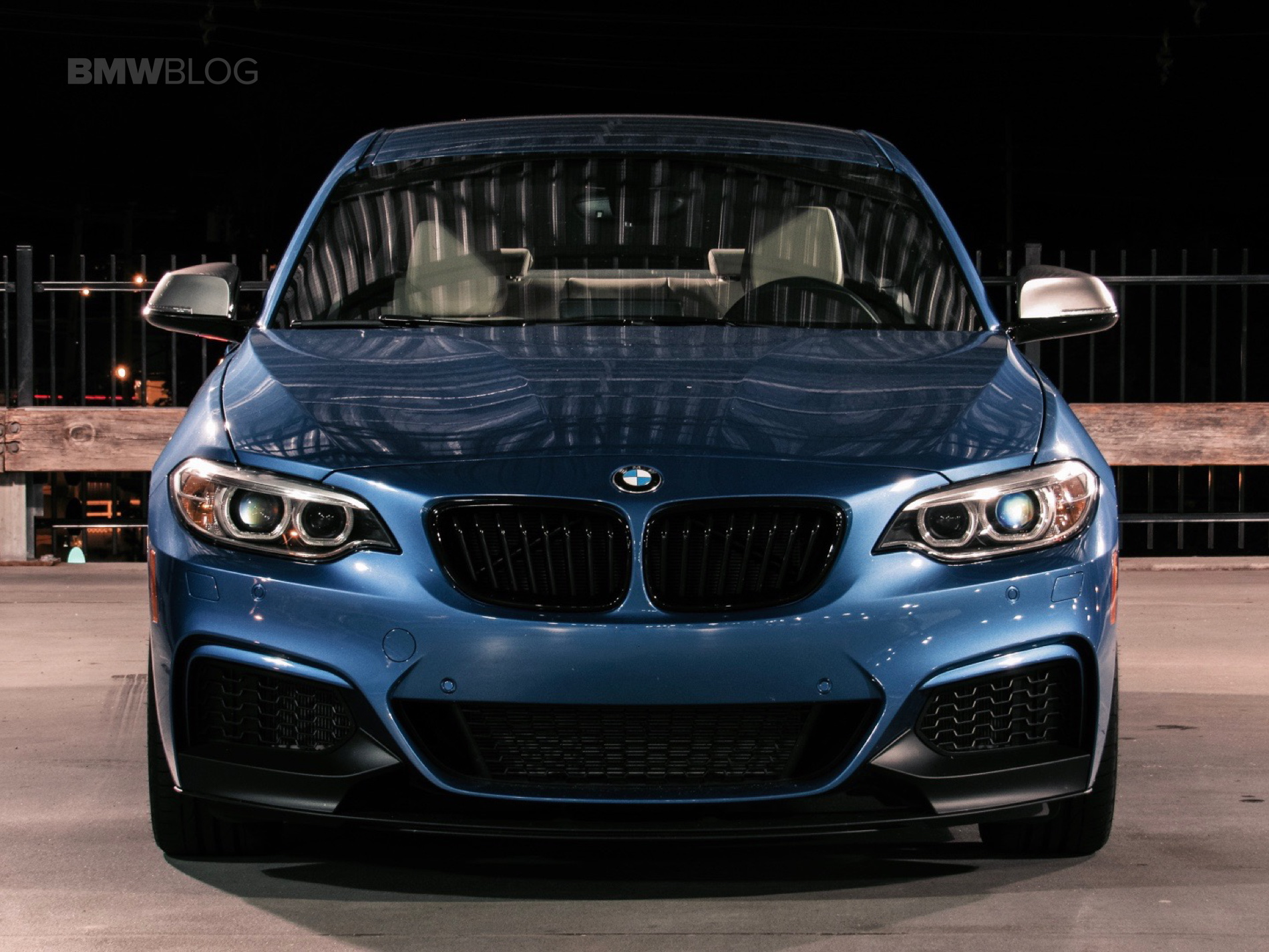 video review bmw m240i w m performance parts. Black Bedroom Furniture Sets. Home Design Ideas