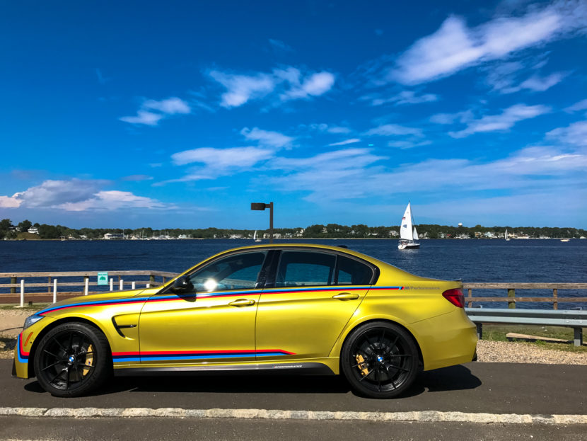 Test Drive 2017 Bmw M3 Competition Package With M Performance Upgrades