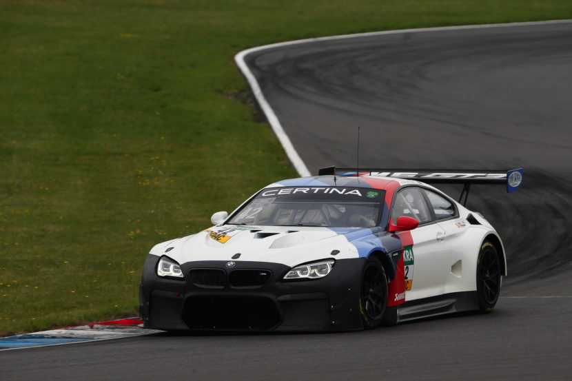 BMW Reveals M6 GT3 Evo Kit 01 830x553