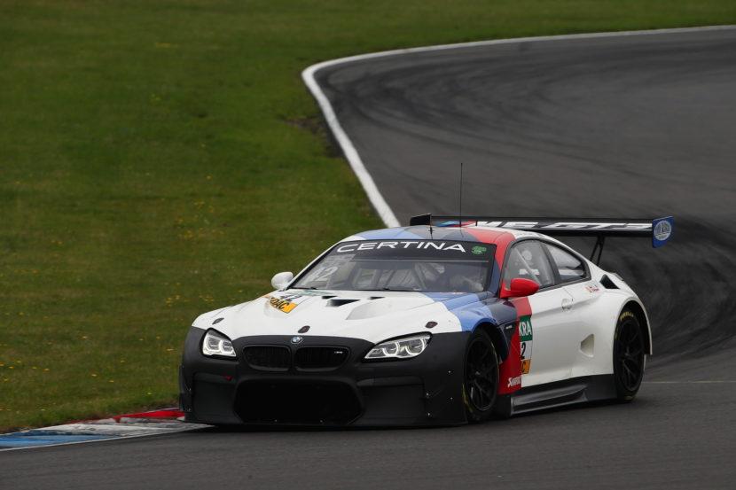 BMW Reveals M6 GT3 Evo Kit 01 830x553