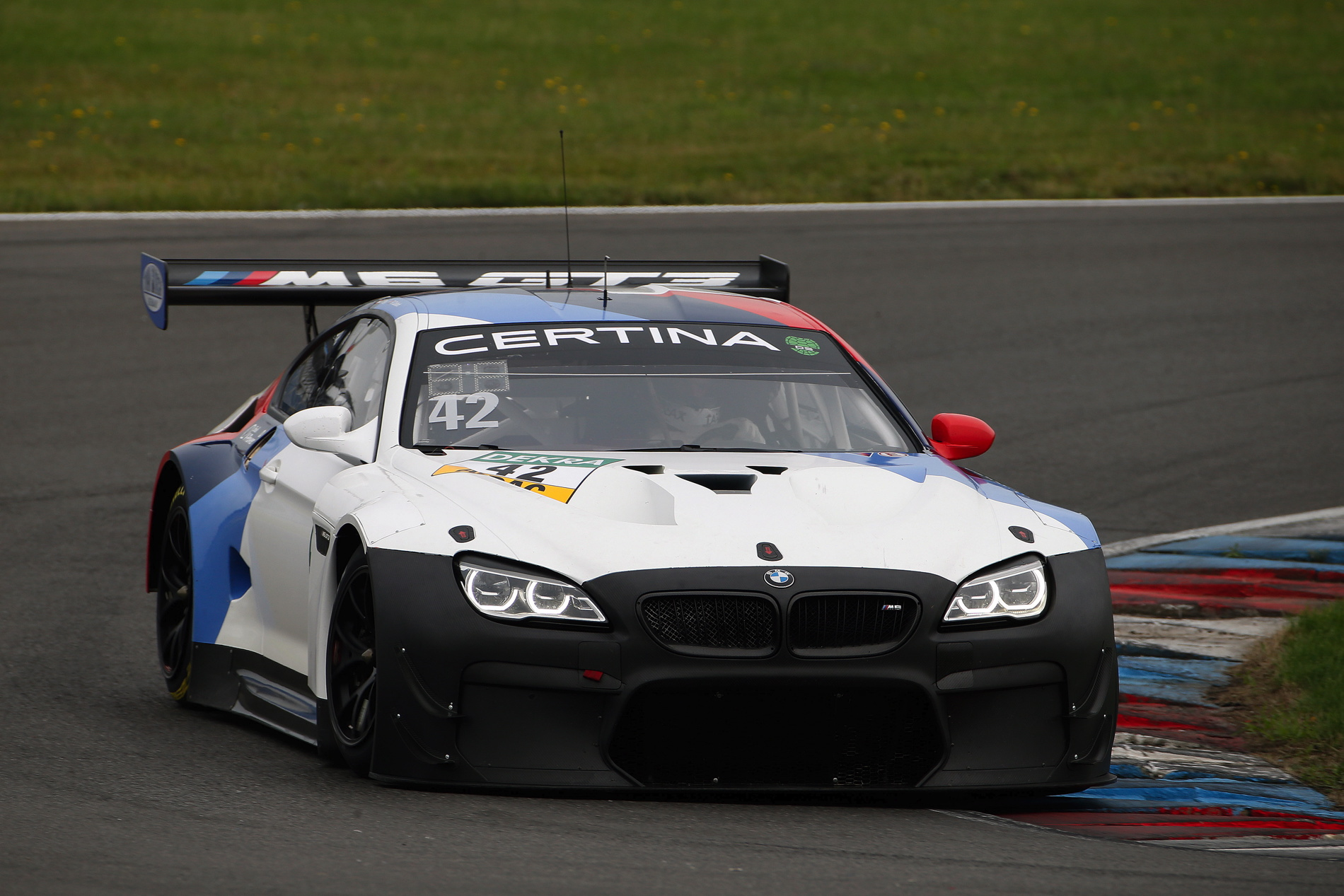 BMW Reveals M6 GT3 Evo Kit 03