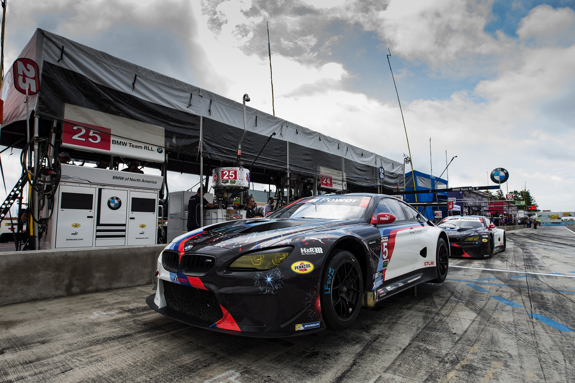 BMW Team RLL Sahlens Six Hours of The Glen 03