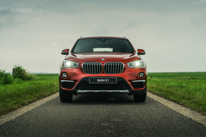 BMW X1 Orange Edition 04 830x554
