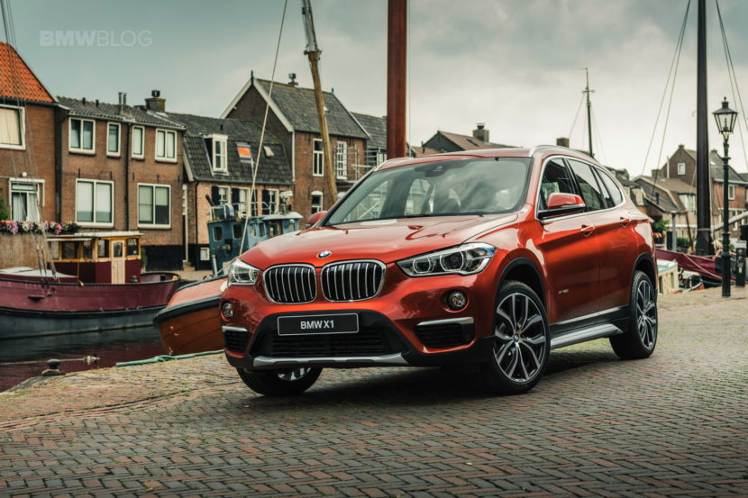 BMW X1 Orange Edition 08 830x553
