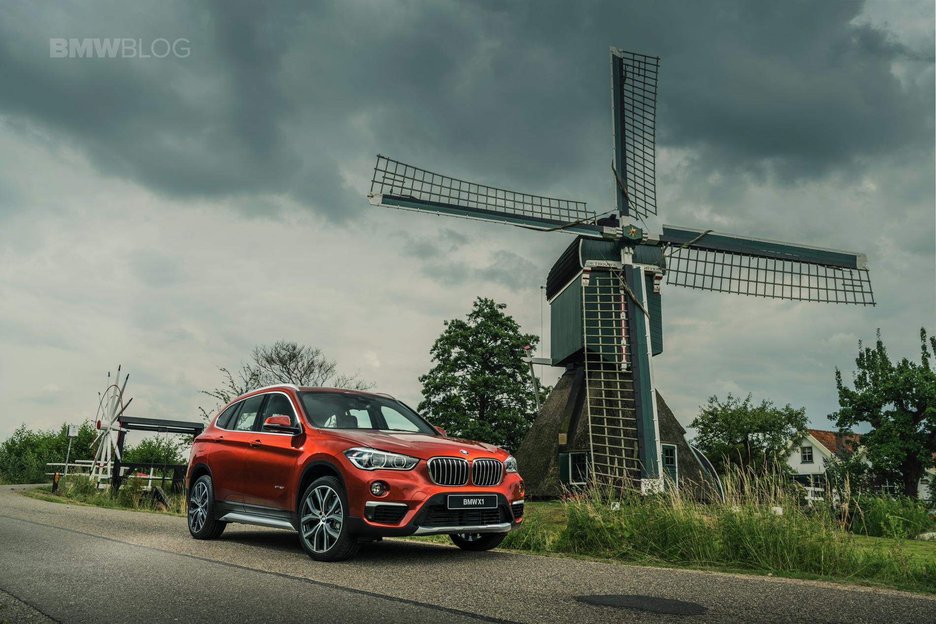 BMW X1 Orange Edition 13