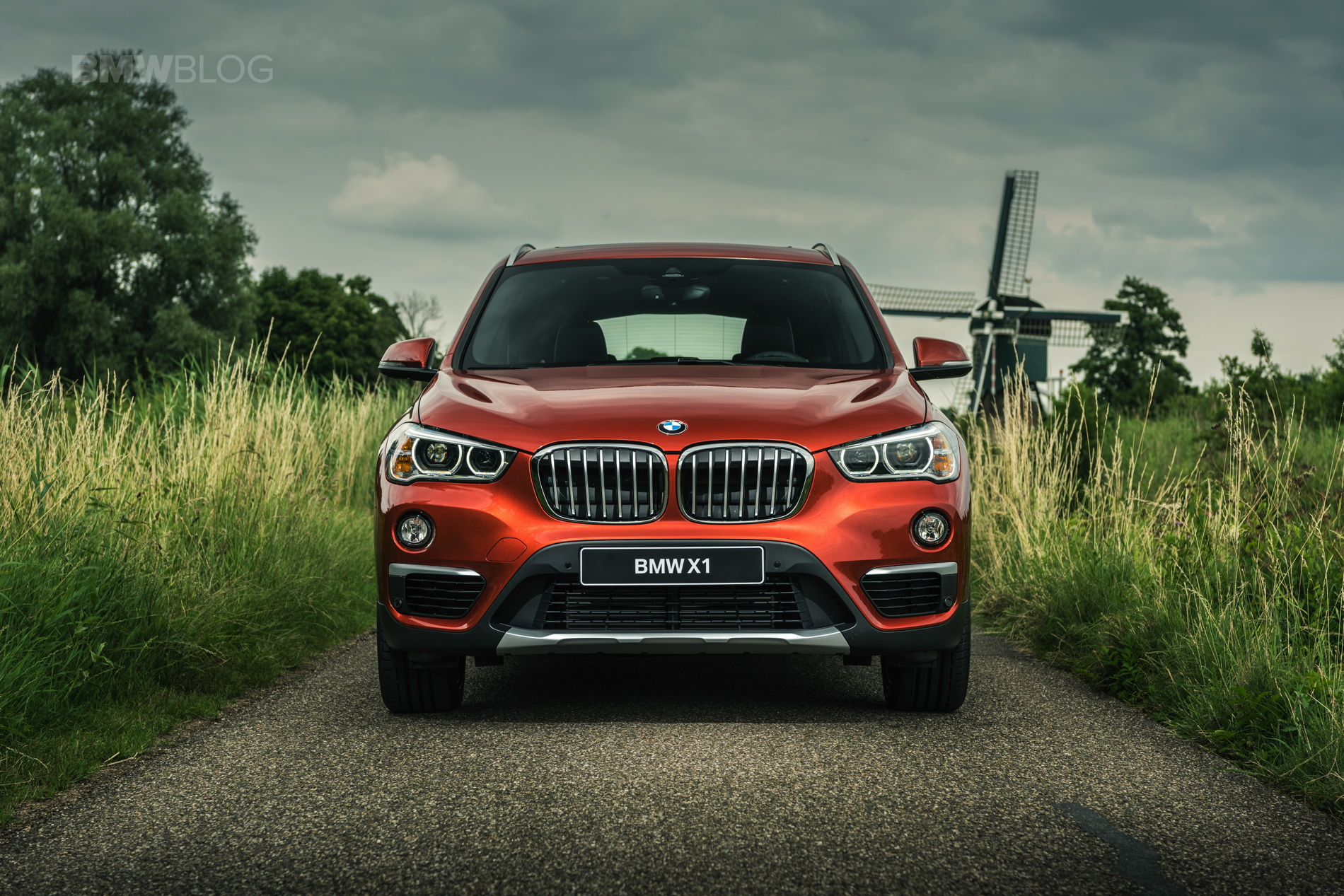 Toyota Of Orange >> 2017 BMW X1 Orange Edition: Special model in the Netherlands