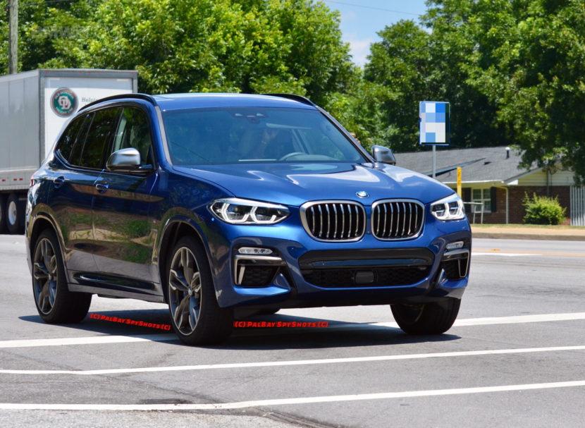 BMW X3 M40i real life photos 01 830x607