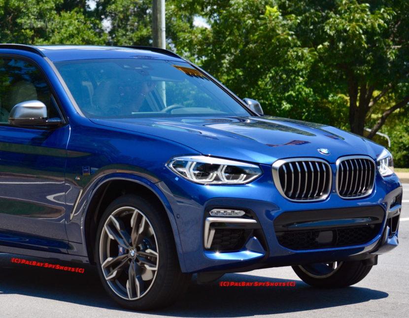 BMW X3 M40i real life photos 02 830x646
