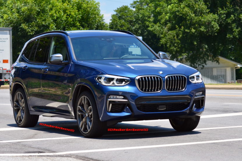 BMW X3 M40i real life photos 06 830x553