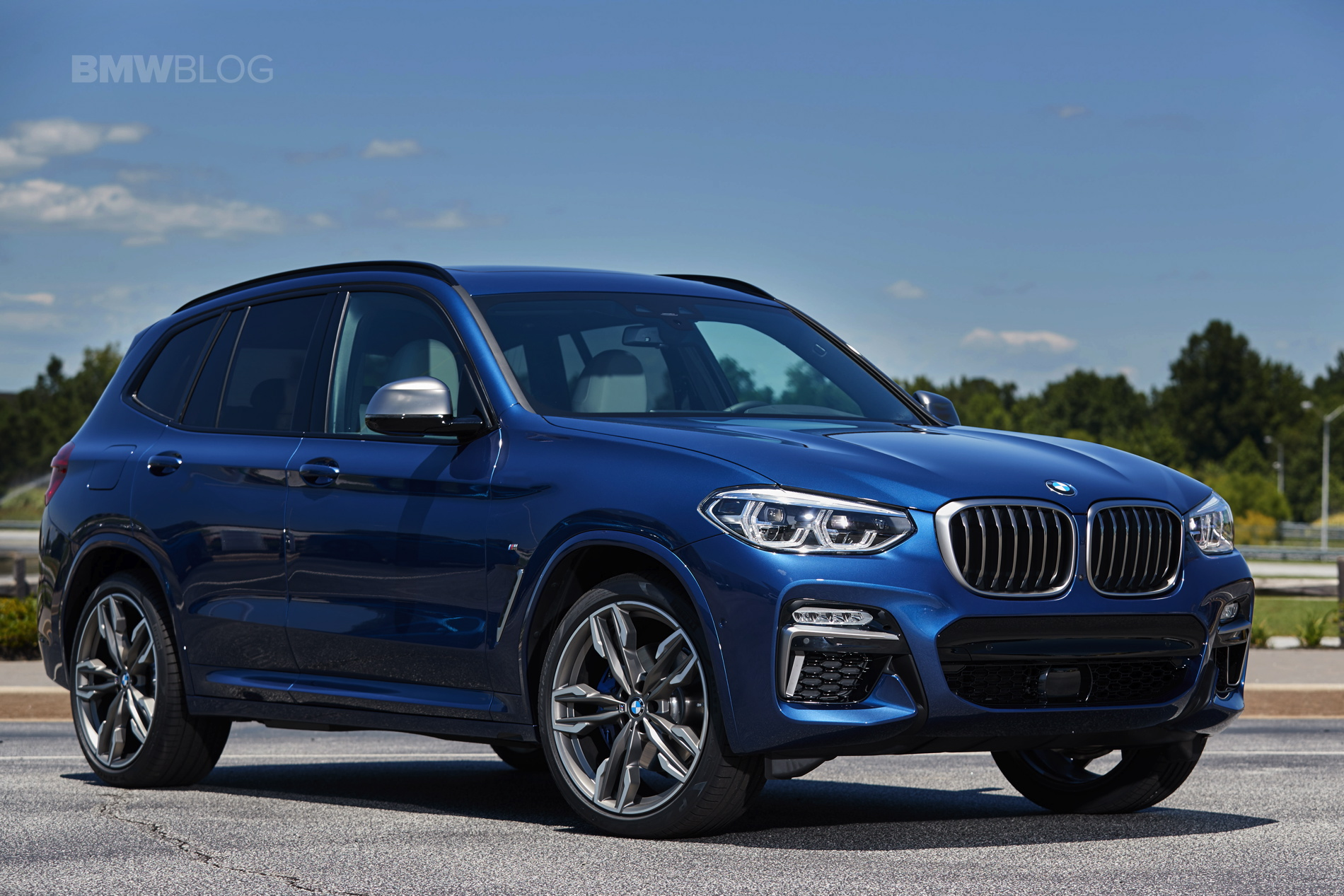 Power Stop Brakes >> 2018 BMW X3 M40i - First Ride