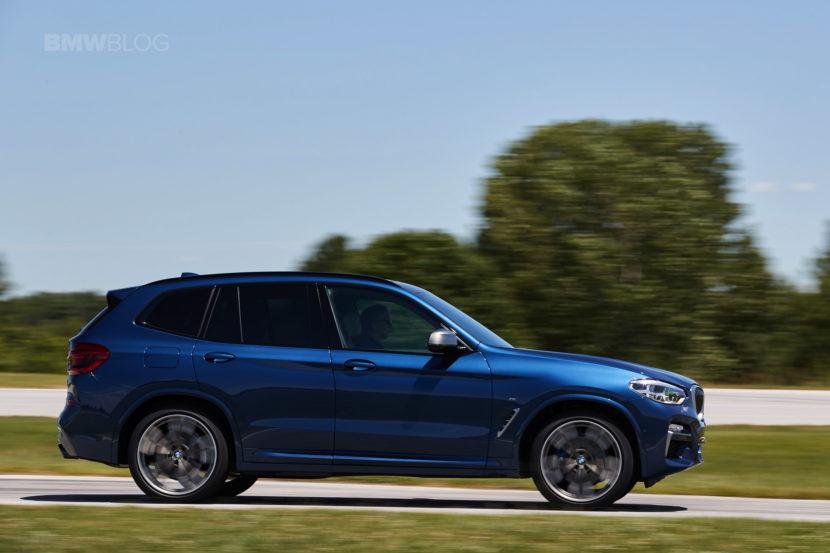 BMW X3 M40i ride 02 830x553