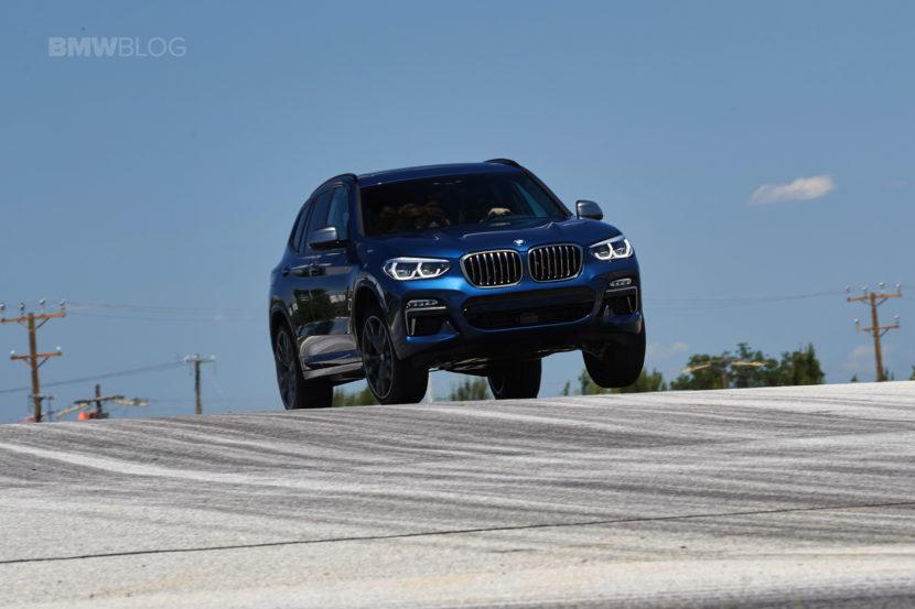 BMW X3 M40i ride 04 830x553