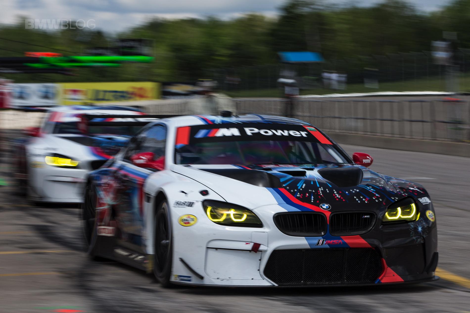 Canadian Tire Motorsport Park bmw 10