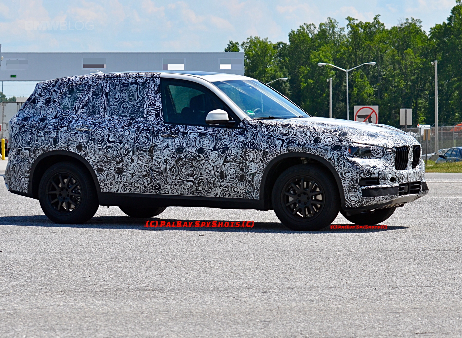 G05 BMW X5 spy photos 03