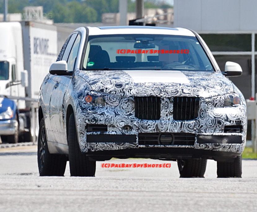 G05 BMW X5 spy photos 06 830x685