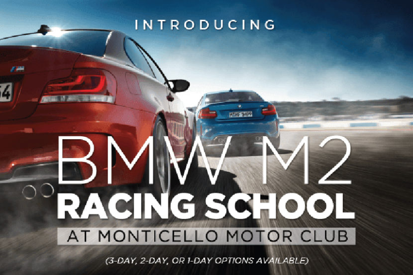 M2 Racing School monticello 830x553