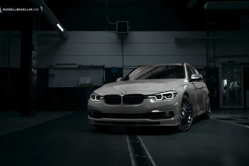 Nardo Grey Alpina B3 Touring 03 830x553
