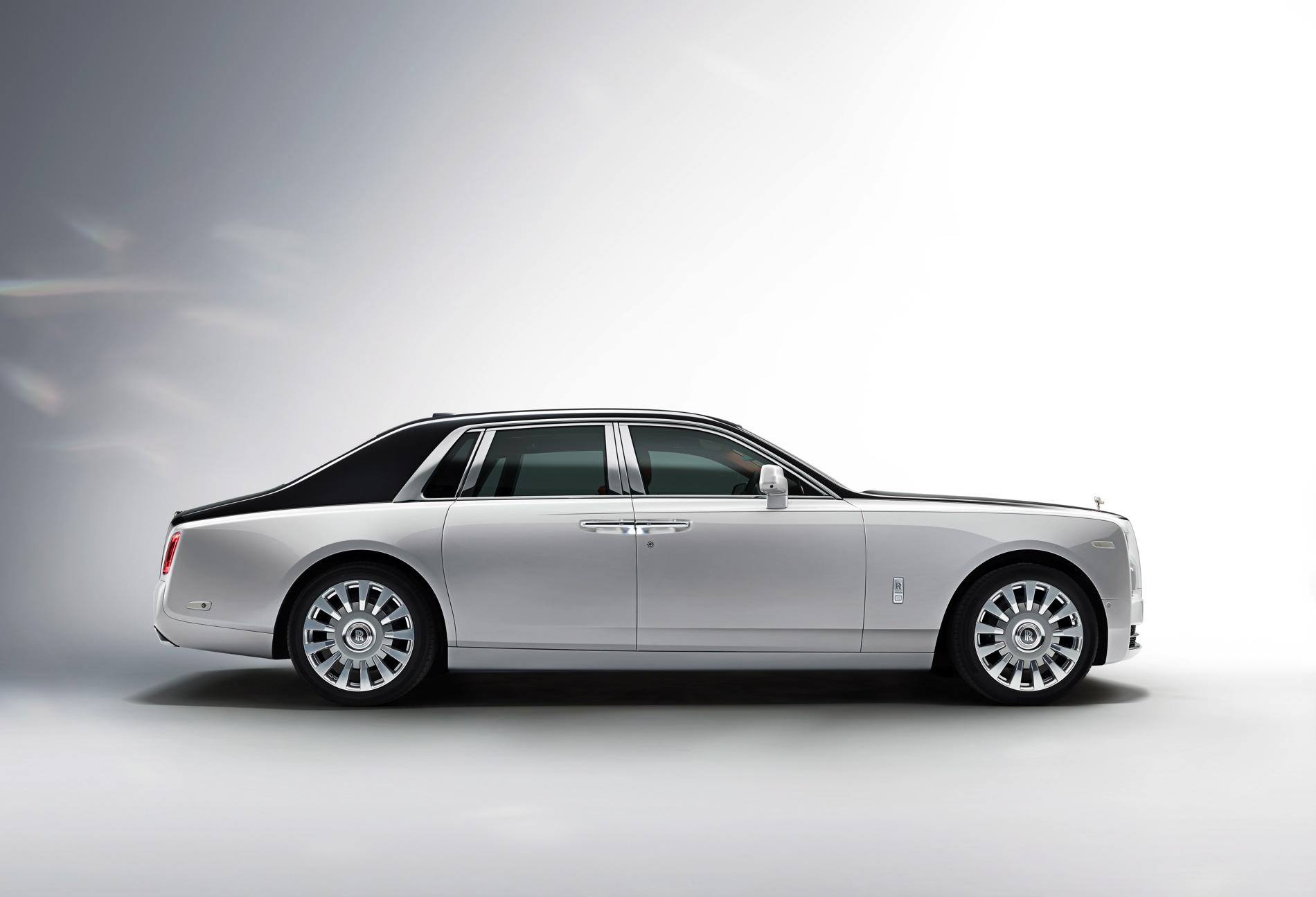 New Rolls Royce Phantom 19