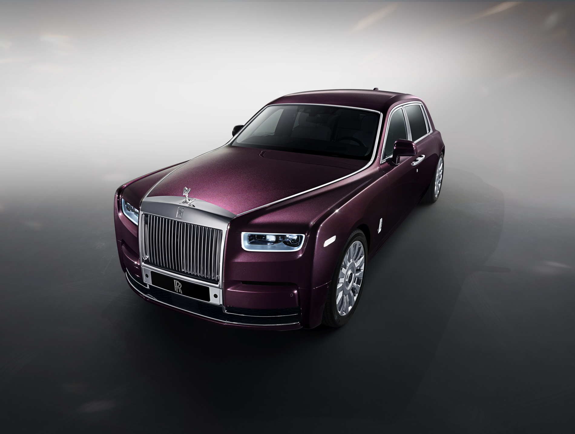 New Rolls Royce Phantom Extended Wheelbase 06