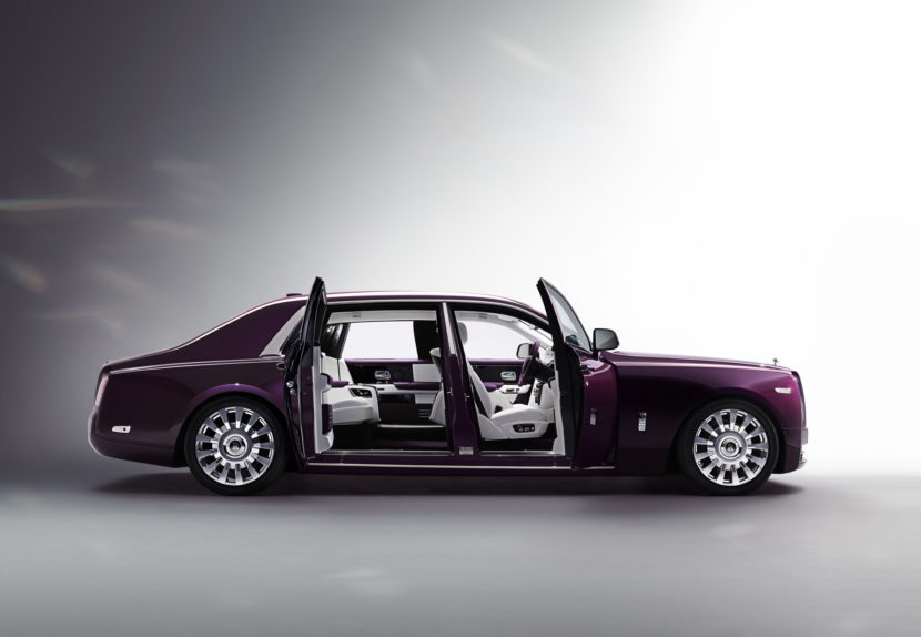 New Rolls Royce Phantom Extended Wheelbase 09 830x574