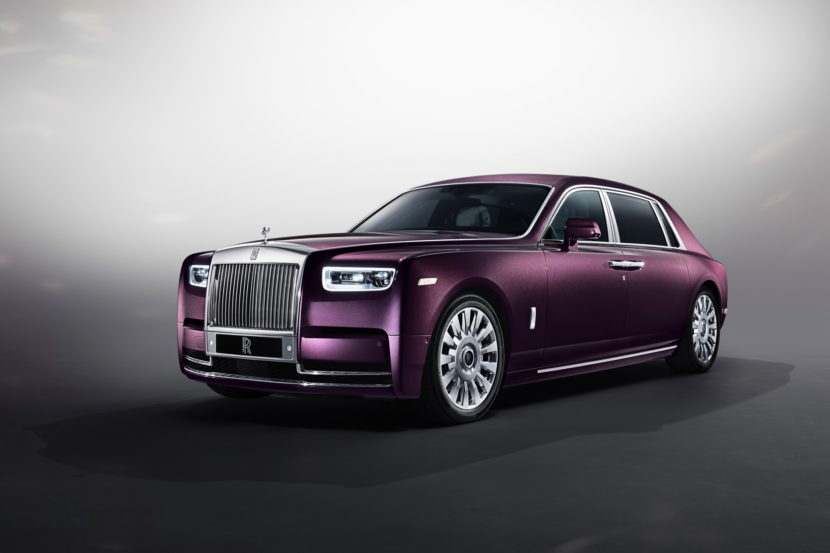 New Rolls Royce Phantom Extended Wheelbase 14 830x553