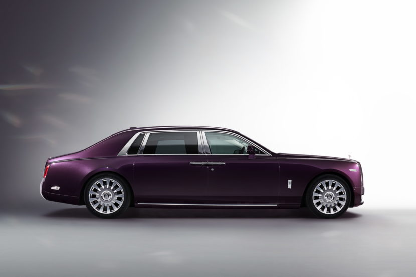 New Rolls Royce Phantom Extended Wheelbase 19 830x553